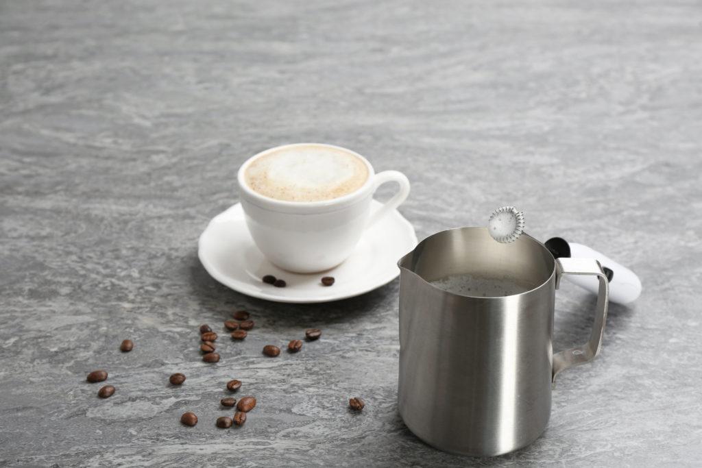 Milchalternativen zum Aufschäumen - kaffeegenie.de