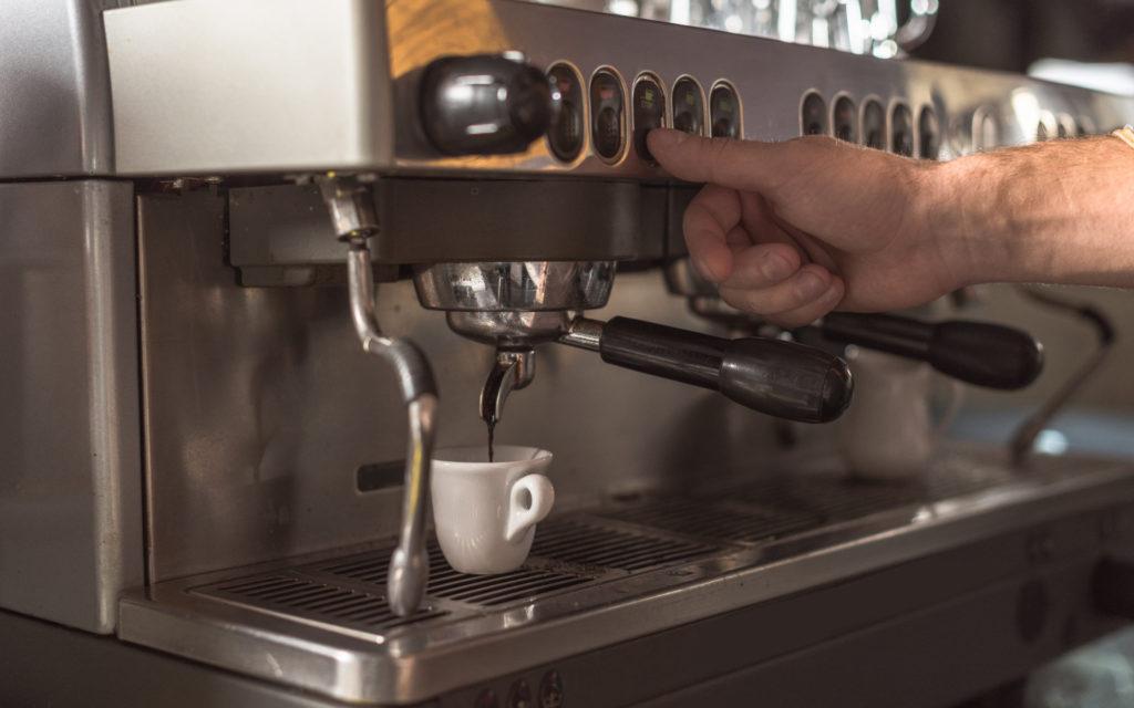 Siebträgermaschine - Espressomaschine - kaffeegenie.de